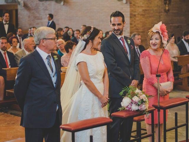 La boda de Alberto y Esther en Málaga, Málaga 16
