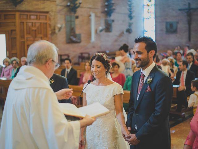 La boda de Alberto y Esther en Málaga, Málaga 23