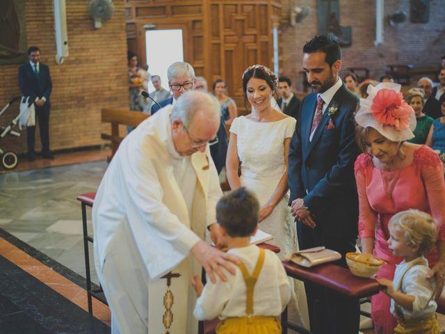 La boda de Alberto y Esther en Málaga, Málaga 24