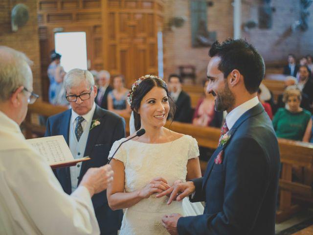 La boda de Alberto y Esther en Málaga, Málaga 25