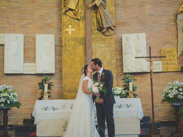La boda de Alberto y Esther en Málaga, Málaga 26