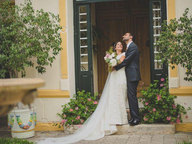 La boda de Alberto y Esther en Málaga, Málaga 31