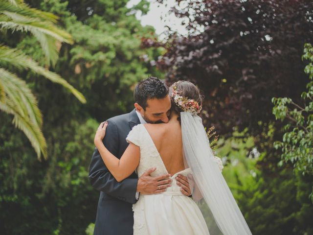 La boda de Alberto y Esther en Málaga, Málaga 33