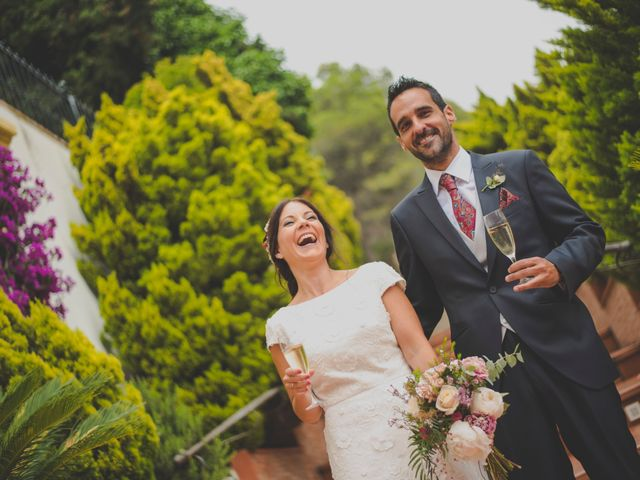 La boda de Alberto y Esther en Málaga, Málaga 41