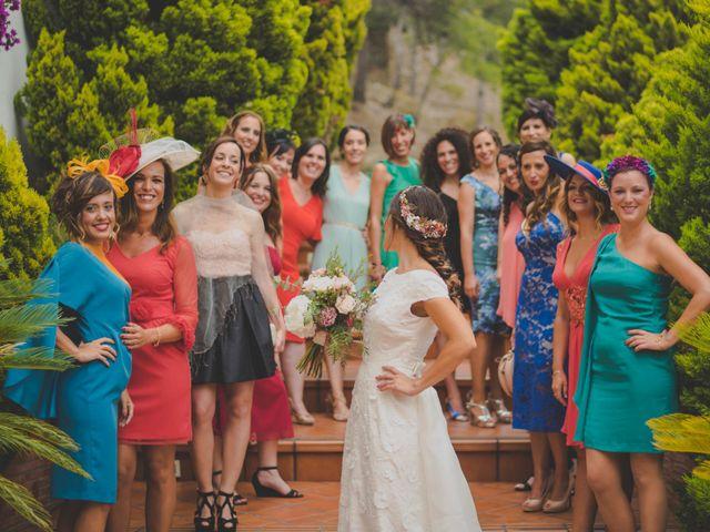 La boda de Alberto y Esther en Málaga, Málaga 43