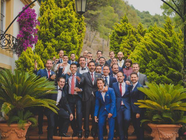 La boda de Alberto y Esther en Málaga, Málaga 45