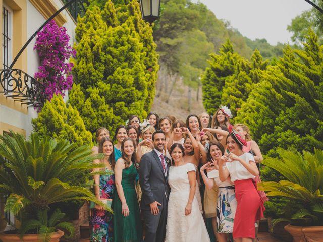 La boda de Alberto y Esther en Málaga, Málaga 49