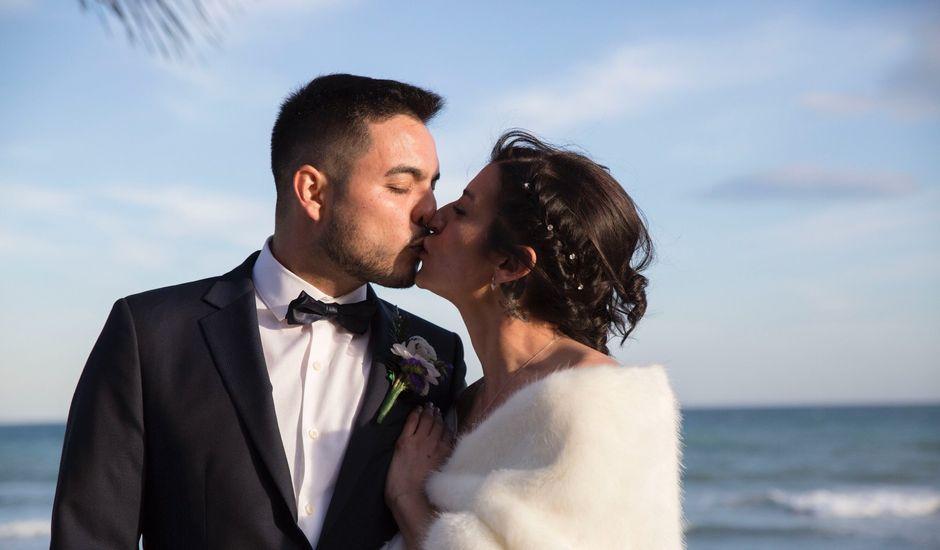 La boda de David y Marina en Sitges, Barcelona
