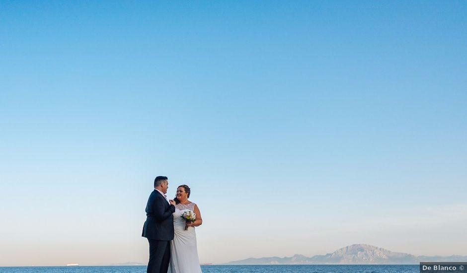 La boda de José y Rocío en Algeciras, Cádiz
