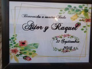 La boda de Raquel y Aitor 1