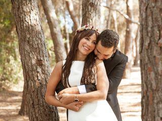 La boda de Amparo y Santi