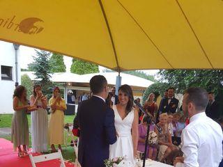 La boda de Adriana  y Kini  3