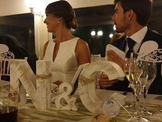 La boda de Carlos y Nuria 1