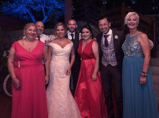 La boda de Kilian y Yanira 1