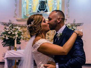 La boda de Kilian y Yanira