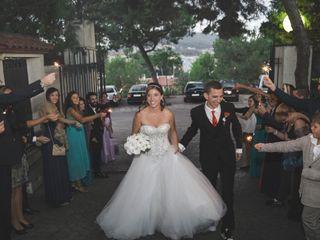 La boda de Valentina y Toni