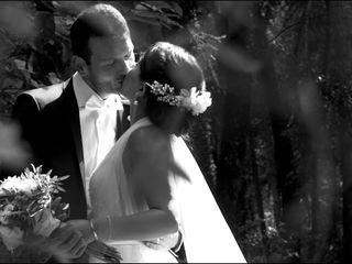 La boda de Besharat y Samuele