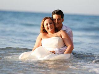 La boda de Sandra  y Alex