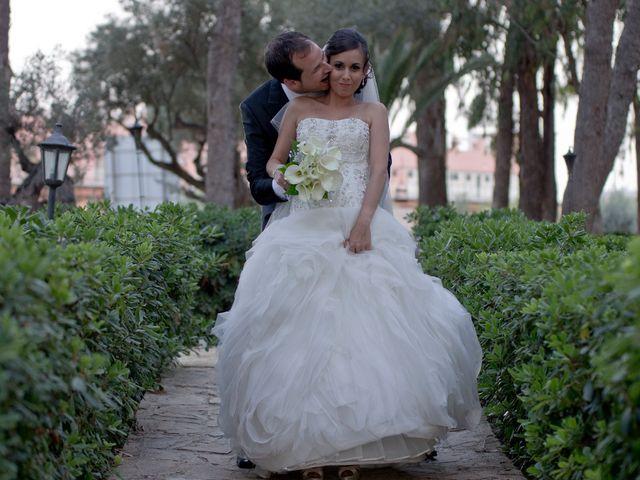 La boda de María Elena y Alberto