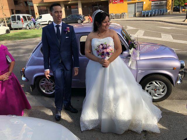 La boda de Aitor y Raquel en Zaragoza, Zaragoza 9