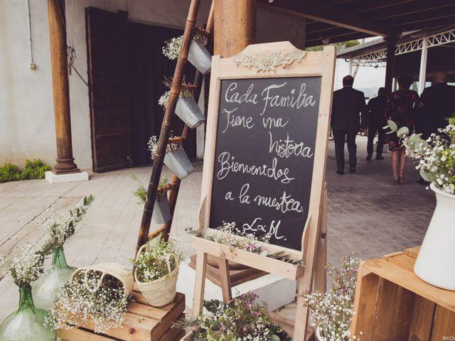 La boda de Luis y Maria en Beniflá, Valencia 29