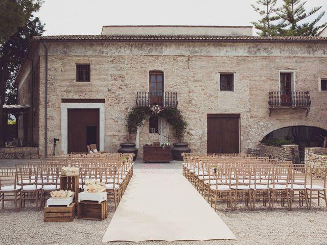 La boda de Luis y Maria en Beniflá, Valencia 36