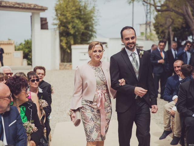 La boda de Luis y Maria en Beniflá, Valencia 39