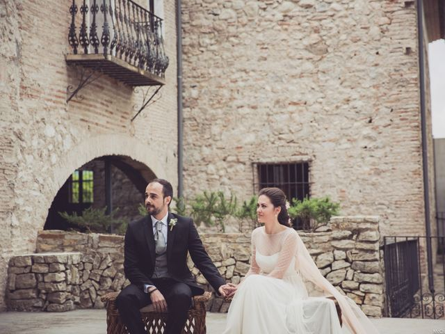 La boda de Luis y Maria en Beniflá, Valencia 44