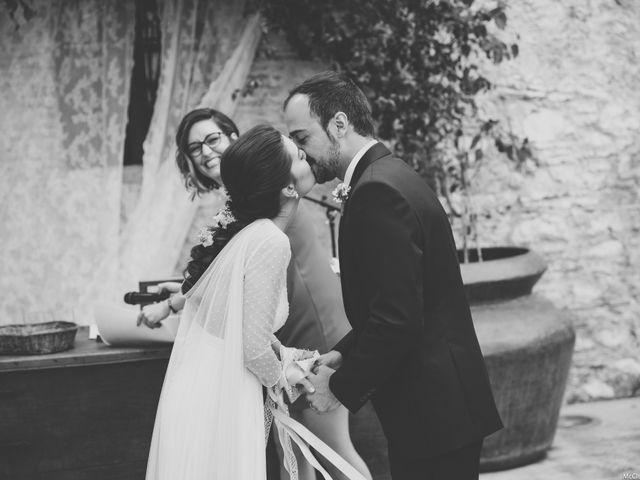 La boda de Luis y Maria en Beniflá, Valencia 48