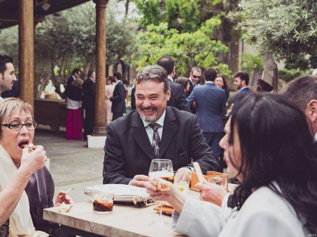 La boda de Luis y Maria en Beniflá, Valencia 63