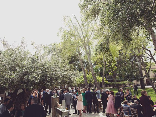 La boda de Luis y Maria en Beniflá, Valencia 67