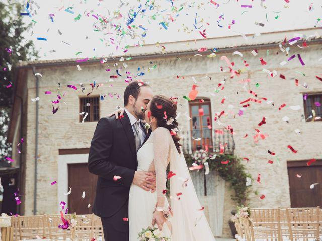 La boda de Luis y Maria en Beniflá, Valencia 71