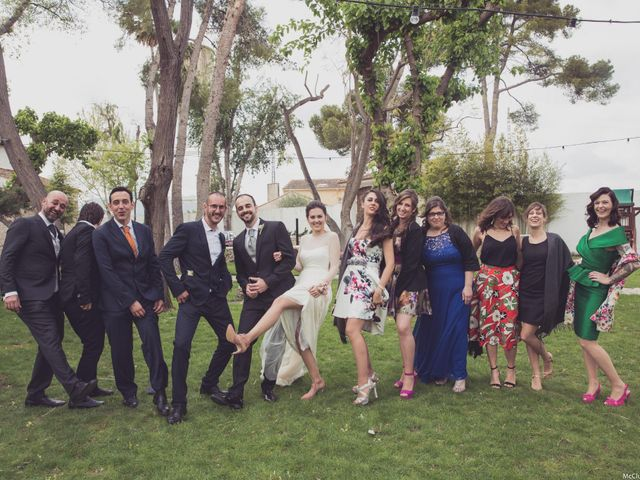 La boda de Luis y Maria en Beniflá, Valencia 74
