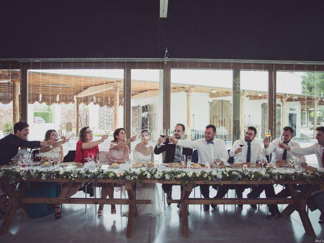 La boda de Luis y Maria en Beniflá, Valencia 84