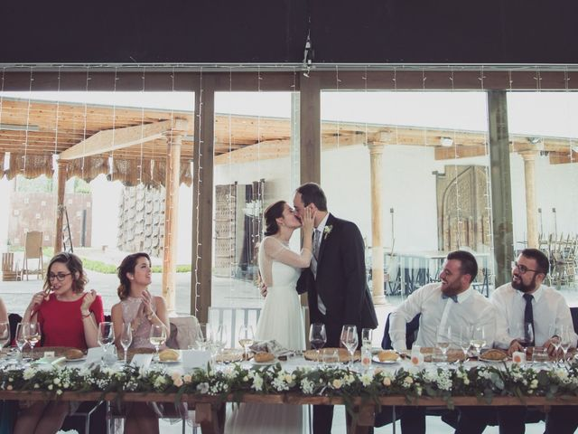 La boda de Luis y Maria en Beniflá, Valencia 85