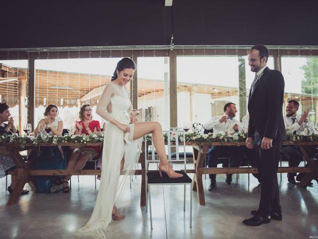 La boda de Luis y Maria en Beniflá, Valencia 89