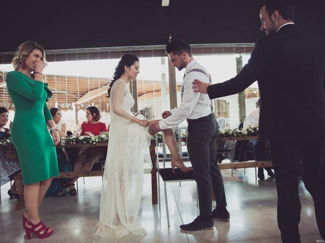La boda de Luis y Maria en Beniflá, Valencia 90