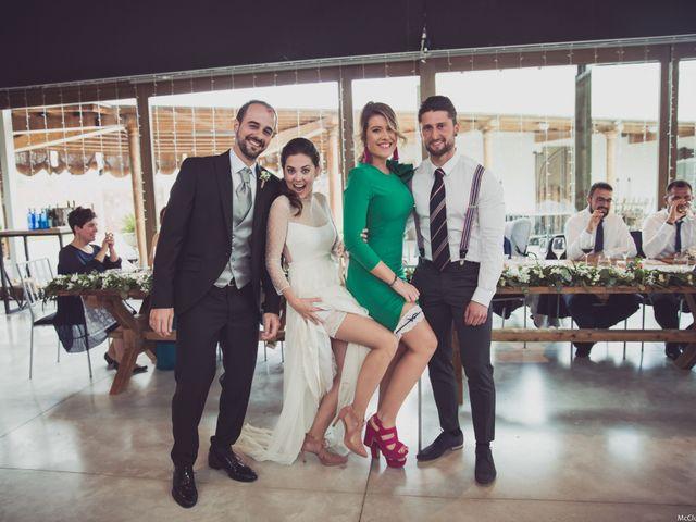 La boda de Luis y Maria en Beniflá, Valencia 92