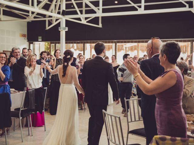 La boda de Luis y Maria en Beniflá, Valencia 100