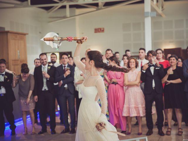 La boda de Luis y Maria en Beniflá, Valencia 105