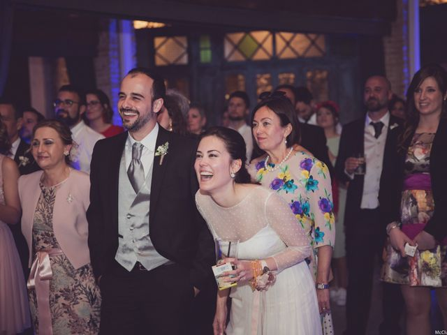 La boda de Luis y Maria en Beniflá, Valencia 117