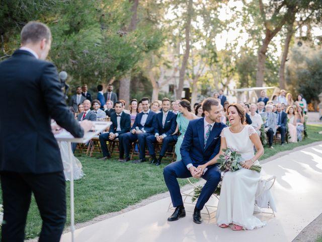 La boda de Gonzalo y Nerea en Riba-roja De Túria, Valencia 13