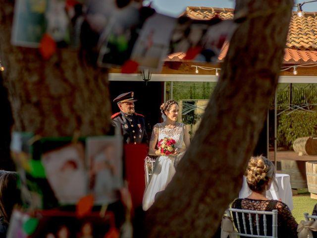 La boda de Emiliano y Raquel en Villagarcia Del Llano, Cuenca 1