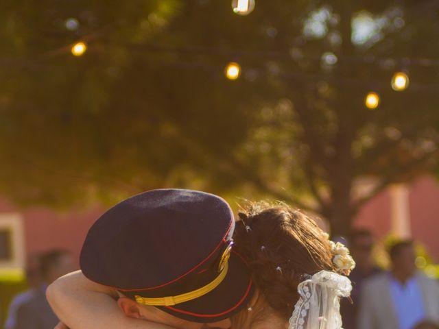 La boda de Emiliano y Raquel en Villagarcia Del Llano, Cuenca 4