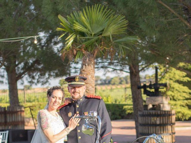 La boda de Emiliano y Raquel en Villagarcia Del Llano, Cuenca 6
