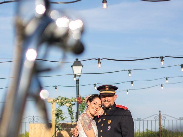 La boda de Emiliano y Raquel en Villagarcia Del Llano, Cuenca 8