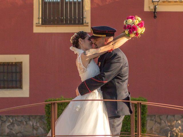 La boda de Emiliano y Raquel en Villagarcia Del Llano, Cuenca 10