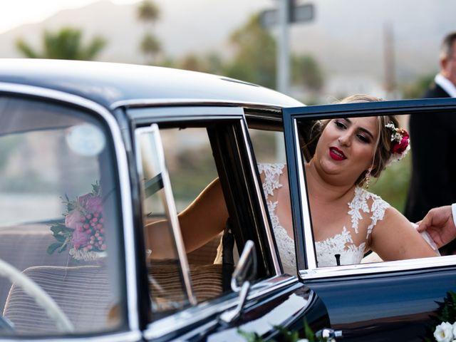 La boda de Samu y Aida en Elx/elche, Alicante 33