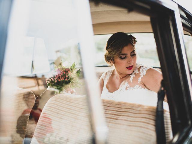 La boda de Samu y Aida en Elx/elche, Alicante 1