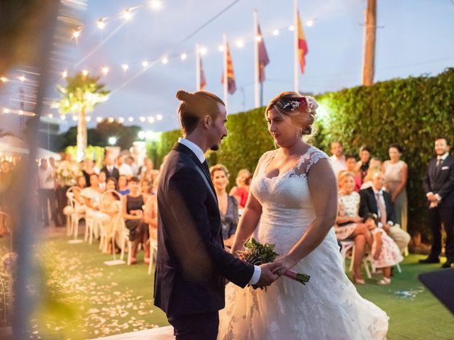 La boda de Samu y Aida en Elx/elche, Alicante 39
